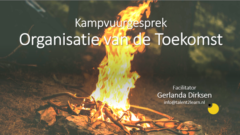 Steek het vuur aan in je overleg!
